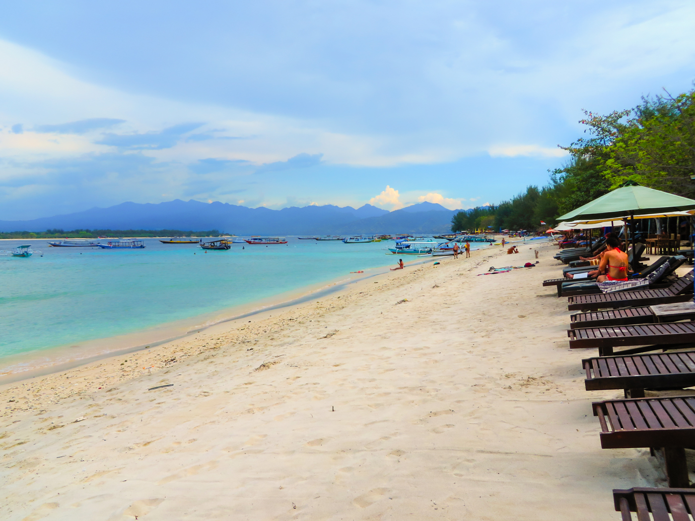 How to get to the Gili Islands