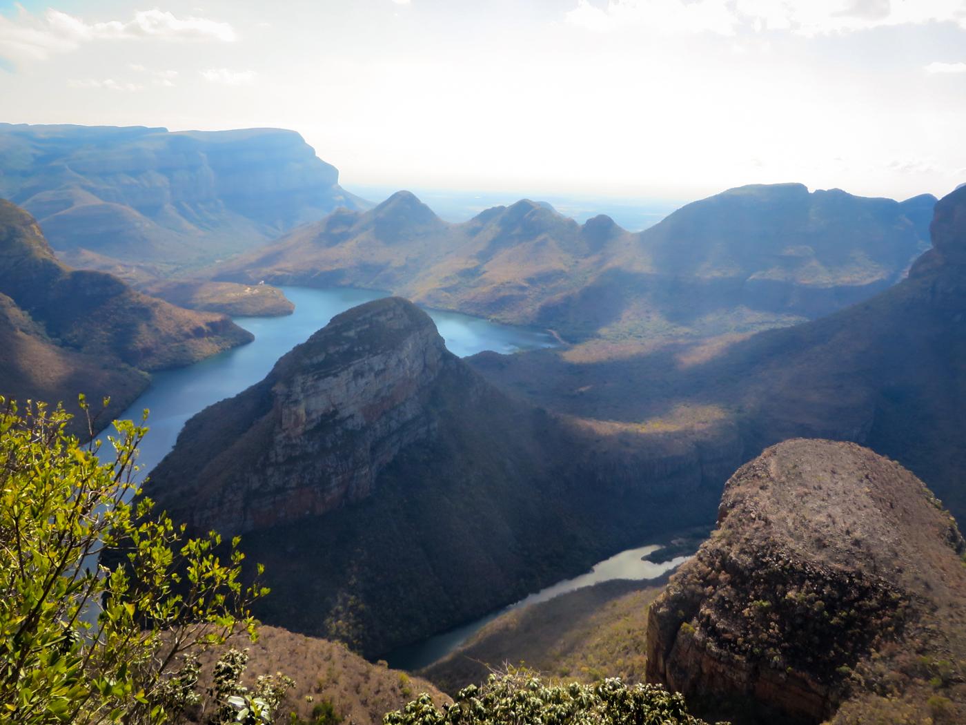 O Blyde River Canyon é uma das opções imperdíveis do que fazer na África do Sul