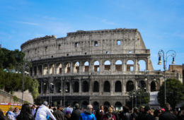 The Colosseum is one of the free museums in Italy on the first Sunday of the month