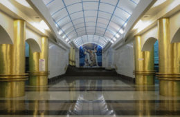 The Russian metro stations you should not miss