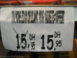 promotion in the market