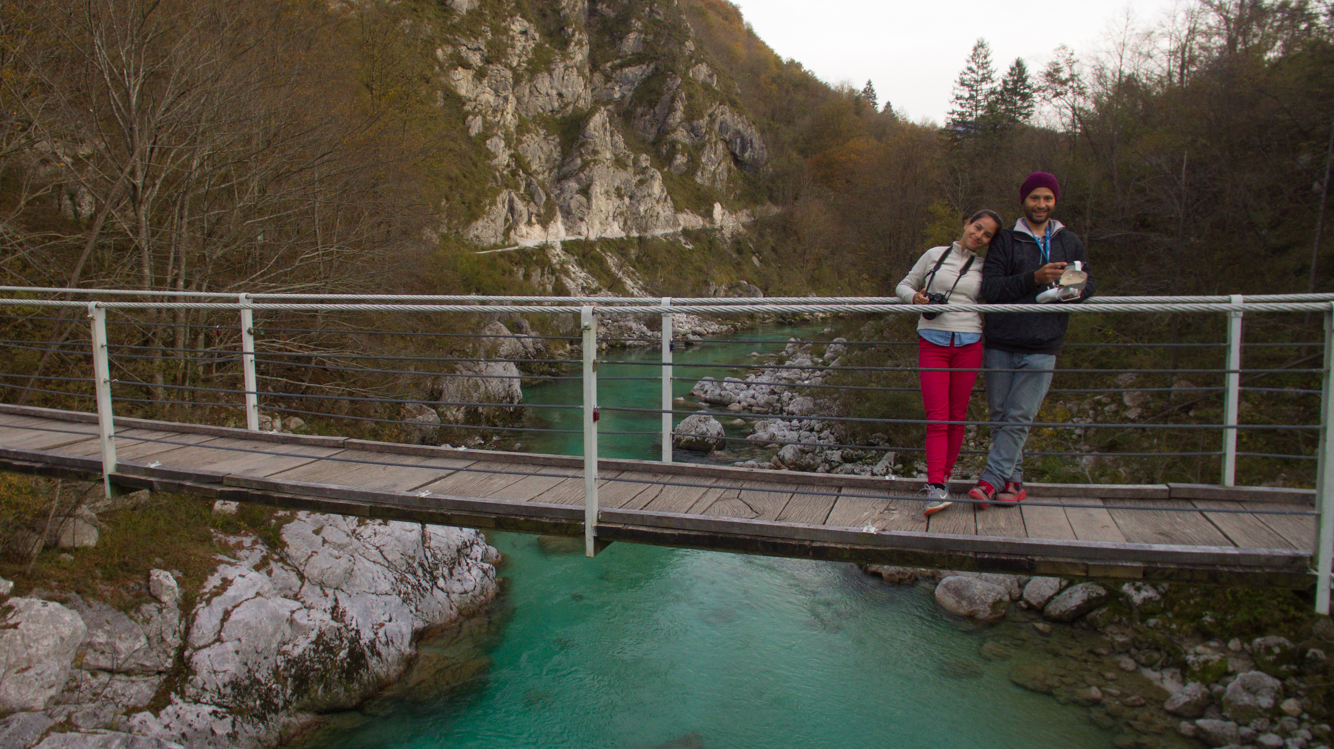 What to do in Slovenia, definitely visit the Soca River
