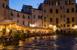 Lucca in one day