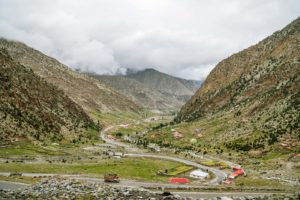 Road to Hunza Valley