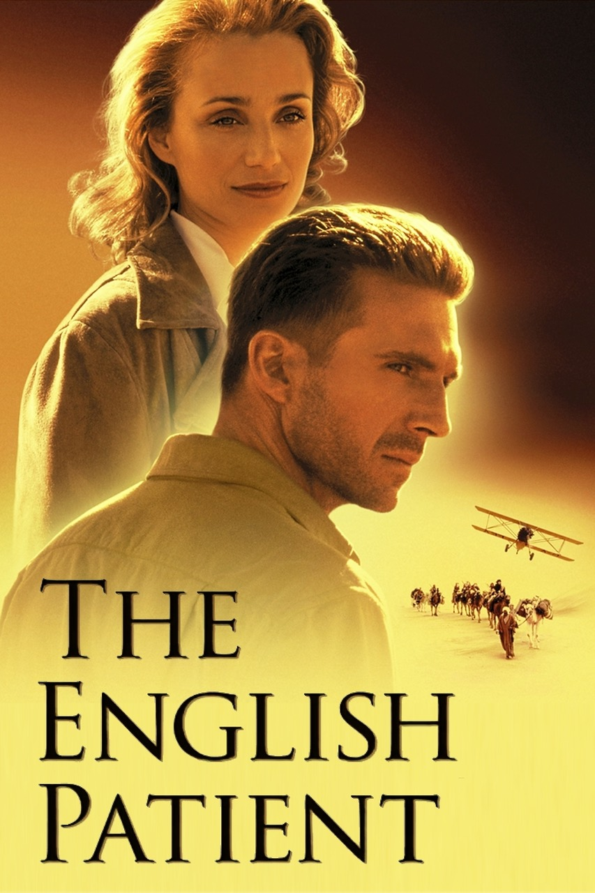 The English Patient film poster